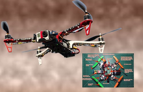 A Guide to Build Your Own Quadcopter