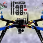 Learn How To Build A Quadcopter: The F450 Kit