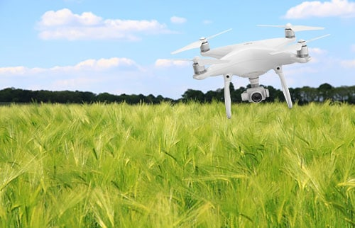 The Increasing Use Of Drones In Agriculture
