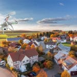 Drones In Real Estate Marketing