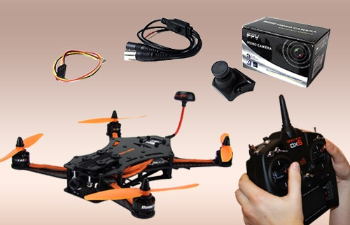 FPV Camera For Racing Drones